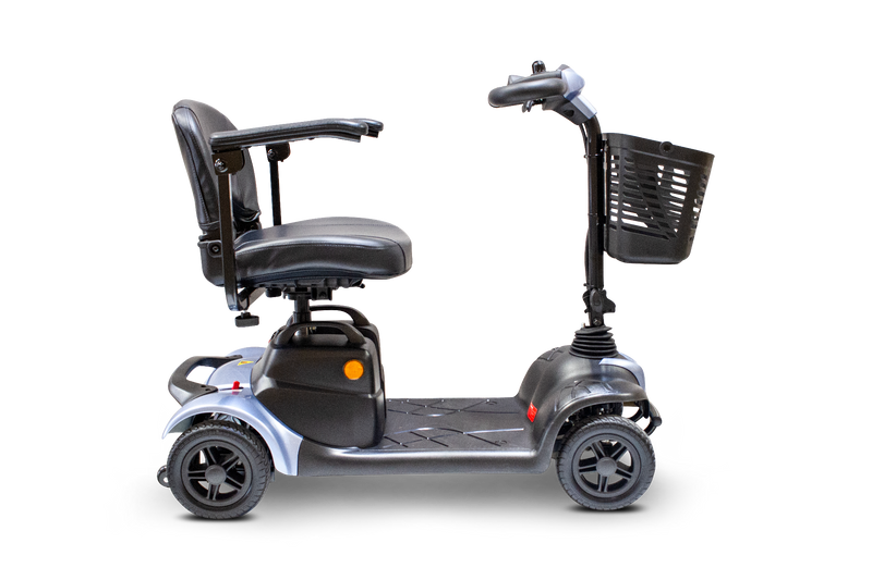 New E-Wheels EW-M39 4-Wheel Mobility Scooter | Max Speed 5 MPH | Above 300 LBS Weight Capacity - Power Chairs Test