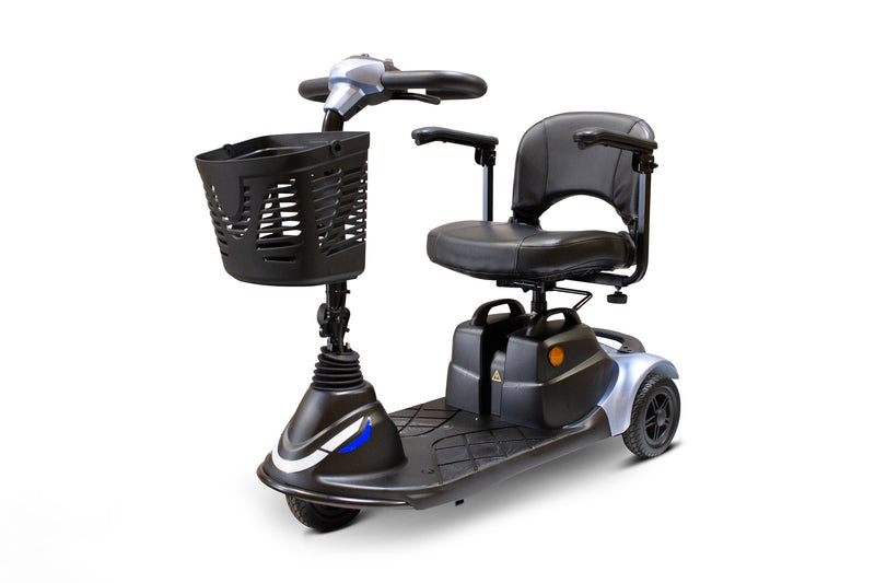 New E-Wheels EW-M40 3-Wheel Mobility Scooter | Max Speed 5 MPH | 300 LBS Weight Capacity - Power Chairs Test