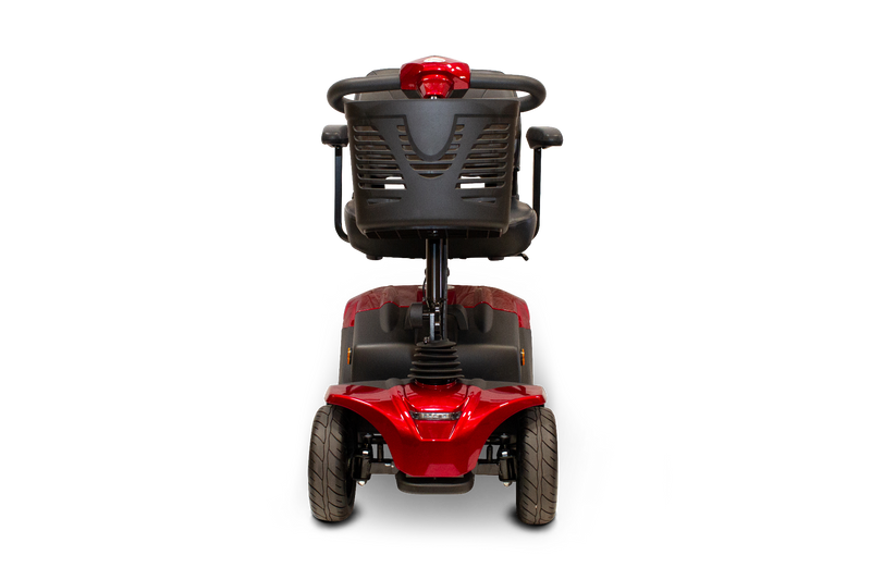 New E-Wheels EW-M41 4-Wheel Mobility Scooter | Lightweight & Portable | 350 LBS Weight Capacity - Power Chairs Test
