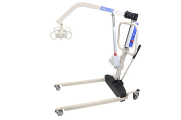 New Invacare Reliant 450 Electric Patient Lift | 450 lbs. Weight Capacity | Battery Powered Patient Lift | RPL450-1, RPL450-2