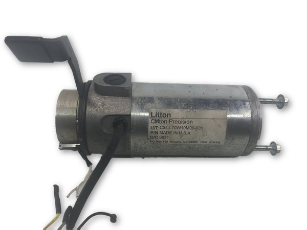 Rascal 240 Scooter Motor Assembly C34-L70W10M09-001