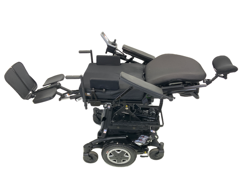 Invacare TDX SP 2 Power Chair with Power Leg Rests and Full Recline