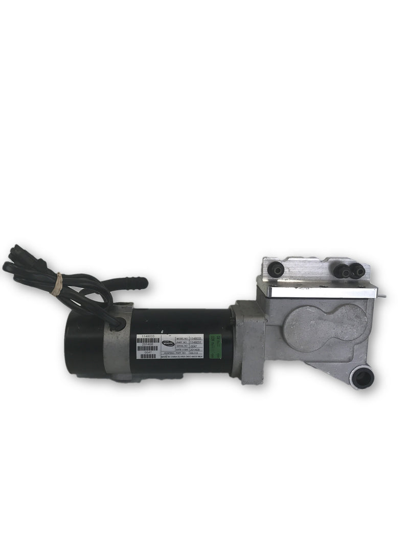 Invacare TDX SI Power Chair Motor & Gearbox | Left Motor Only | DG-112 | 1148033 - Power Chairs Test
