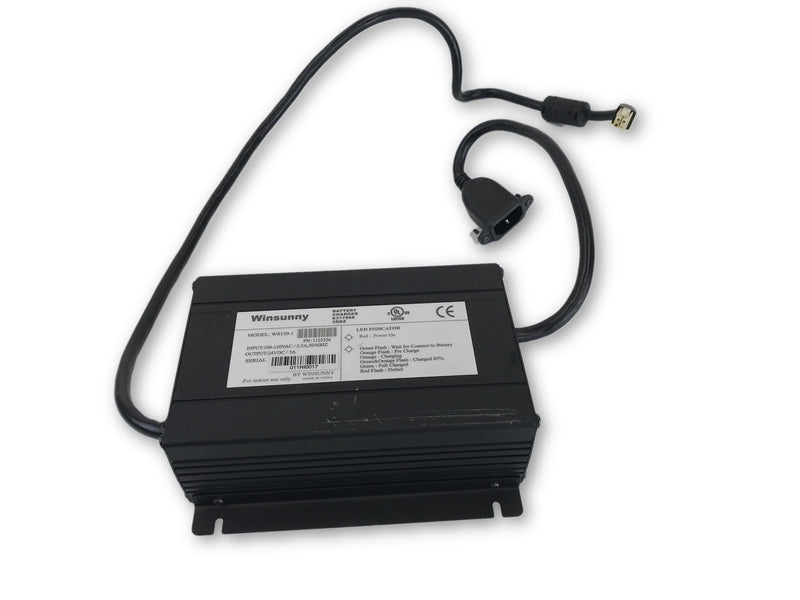 Invacare M91 & M94 On-board 5 Amp. Battery charger by winsunny invacare: 1123526 - Power Chairs Test