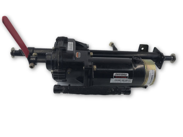 Pihsiang Scooter Motor & Gearbox Assembly M4-8MNW-2