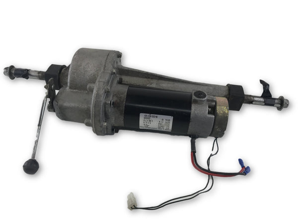 Pride Mobility Scooter Motor, Brake & Transaxle Assembly | DM-5211-M00-024 - Mobility Equipment for Less