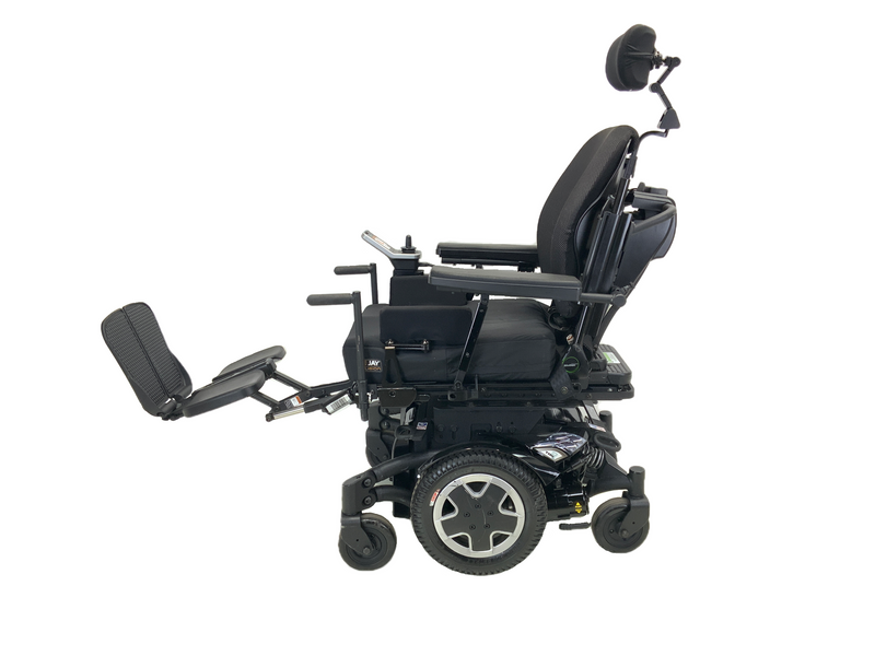 Invacare TDX SP 2 Power Chair with Power Leg Rests