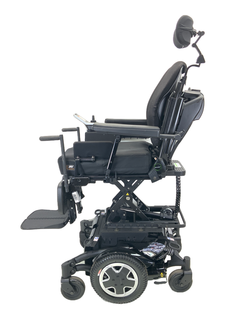 Invacare TDX SP 2 Power Chair with Seat Lift and Seat Elevation