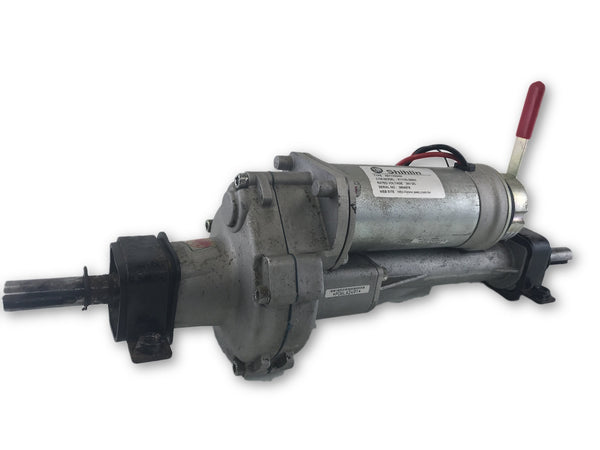 Shihlin Scooter Motor & Gearbox Assembly 51110029500 A9Y7X00484