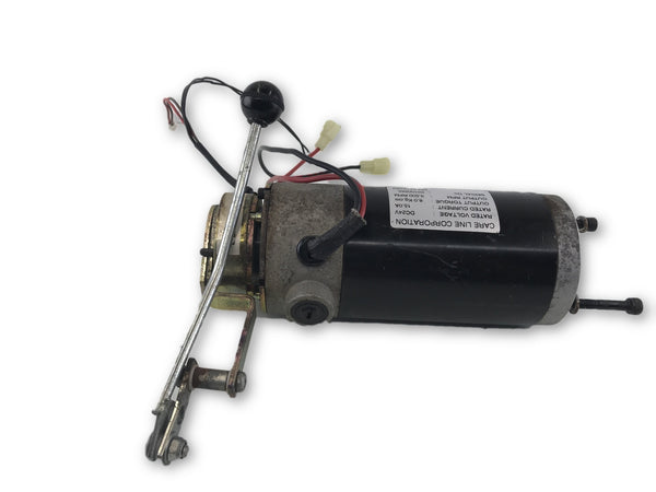 Care Line Corporation 24VDC Motor DM-5214-024 - Power Chairs Test