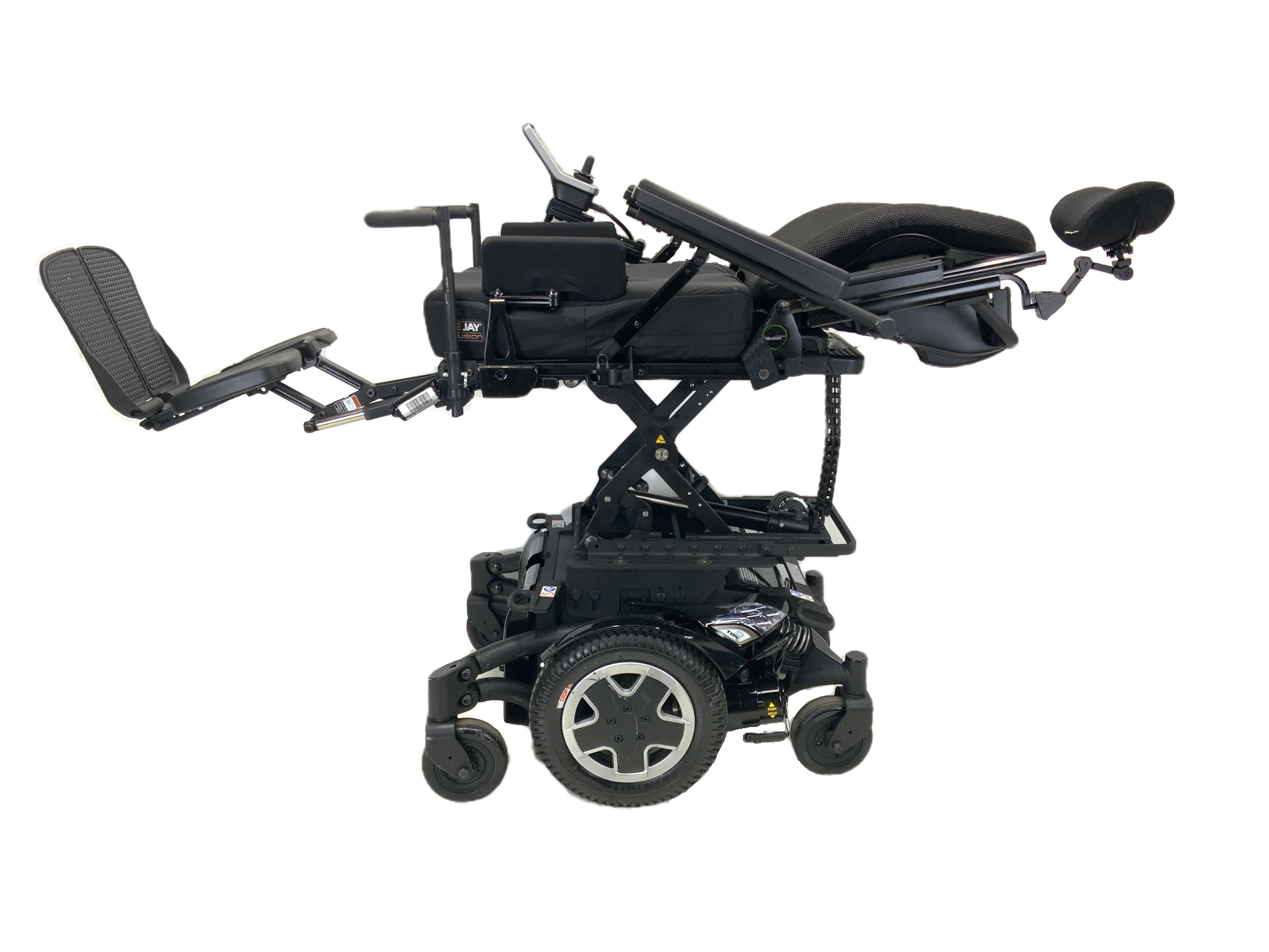 2018 Invacare TDX SP 2 Power Chair | 18