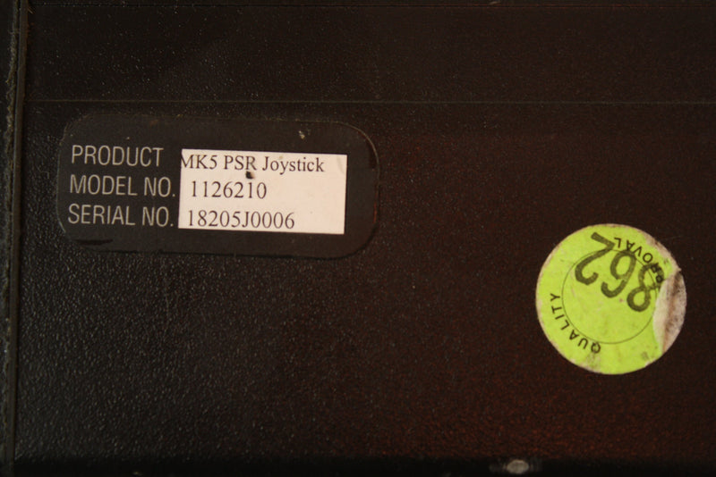 Info on MK5 PSR Joystick Controller for Invacare TDX Power Wheelchair | Invacare 1126210