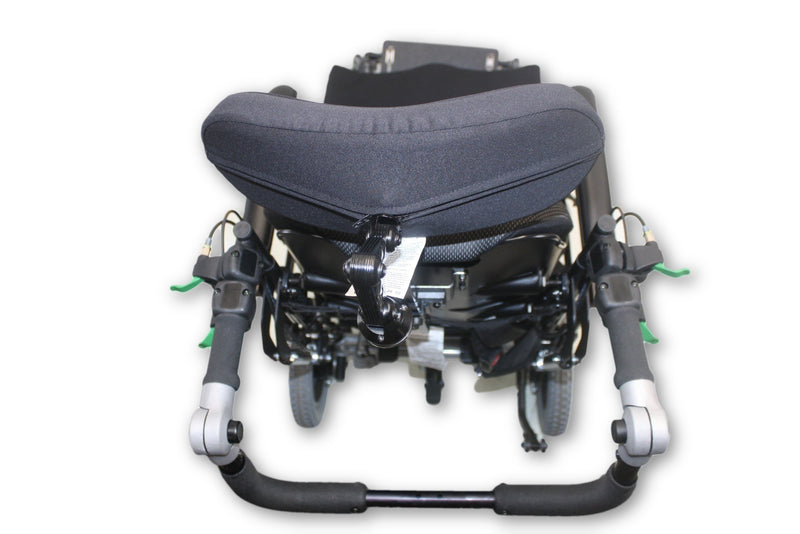 Freedom Designs PRO-CG Tilt-In-Space Wheelchair | Tilt | Recline | Leg Elevate - Power Chairs Test