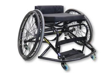 Invacare Top End Pro Basketball Wheelchair | Anti-Tip Lightweight Frame Design