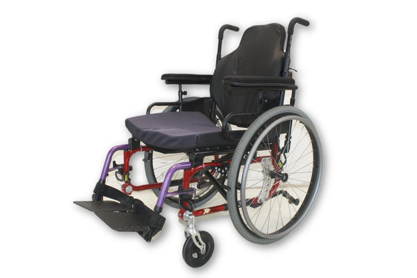 "Invacare ProSPIN X4 Lightweight Folding Manual Wheelchair | 20""x19"" Seat"