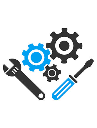 gears and tools