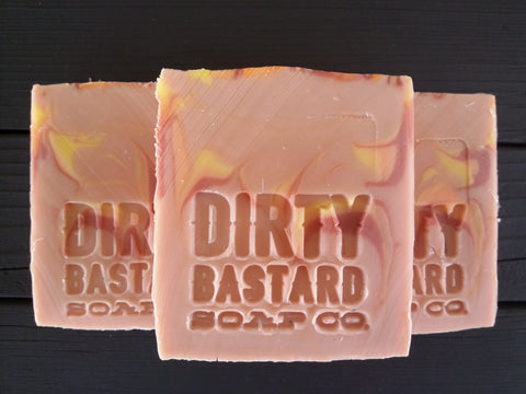 Fireside Scented Body Soap