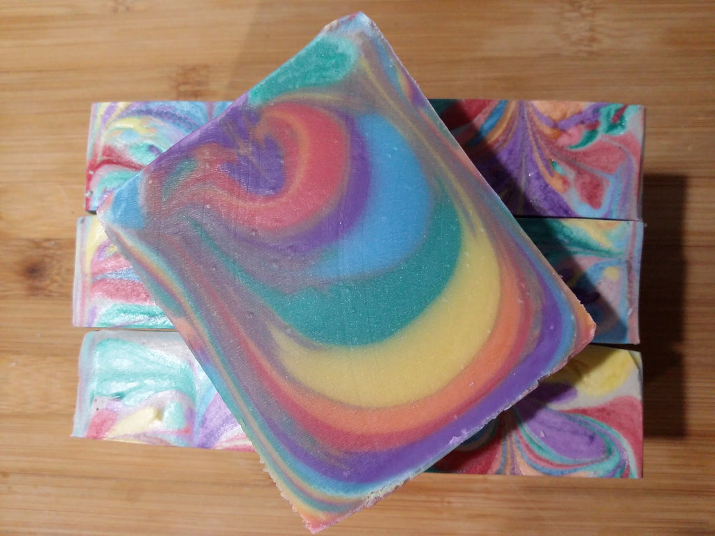 Pride - Scented Body Soap