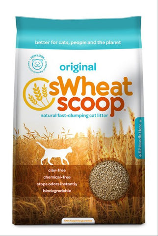 Swheat Scoop - Cat Litter 36lbs