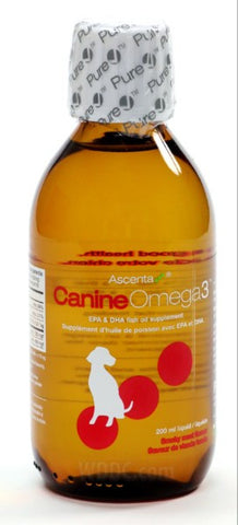 Baie Run Omega 3 Liquid - Canine