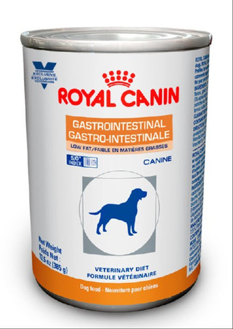 Royal Canin Canine GI Low Fat - Case