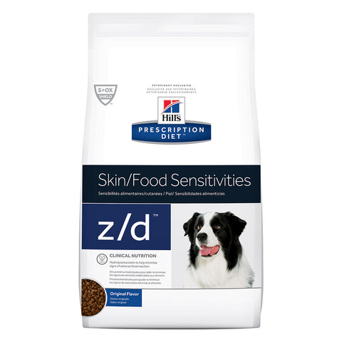 Hill's Canine Z/D Skin/Food Sensitivities