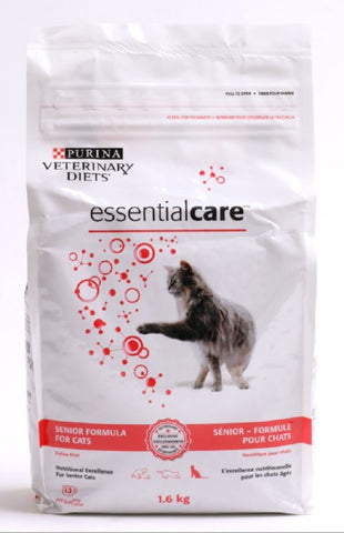 PVD Feline Essential Care Senior