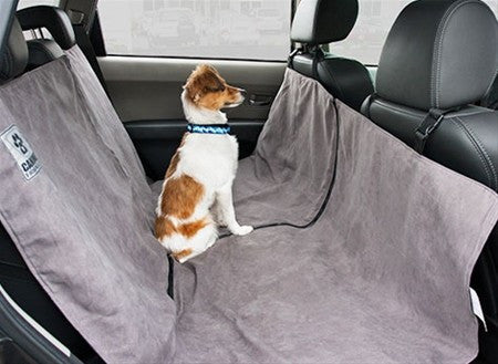 Micro-suede Vehicle Seat Protector