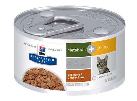 Feline Hills Metabolic + Urinary 24 x 2.9oz cans