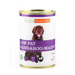 Rayne Canine Low Fat/Kangaroo Maintenance Wet Food - Cans - 12 x 369gm