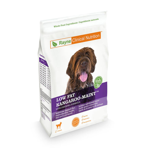 Rayne Canine Low Fat Kangaroo Maintenance - 11kg Dry Food