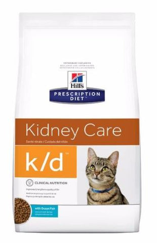 Hills Feline KD Kidney Care Dry Food