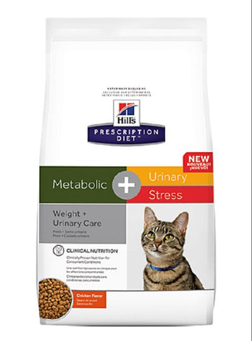 Feline Hills Metabolic + Urinary Stress