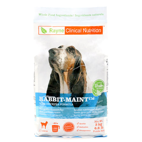 Rayne Canine Rabbit Maintenance - Dry Kibble