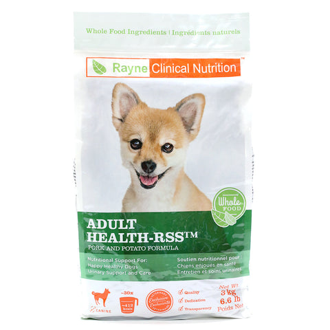 Rayne Canine Adult Health RSS