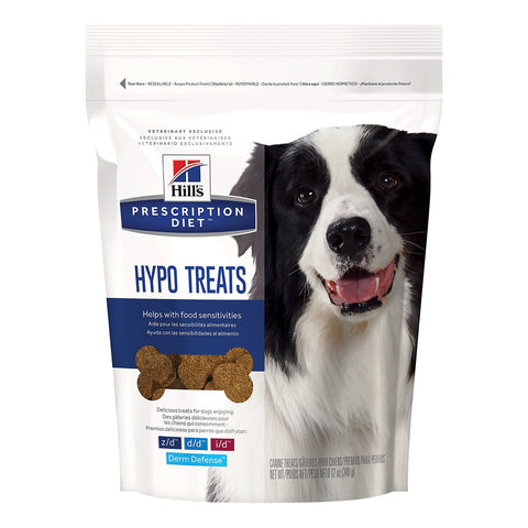 Hill's Canine Hypoallergenic Treats - 12oz