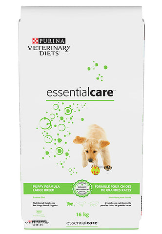 Purina Canine Essential Care Large Breed Puppy - Dry Kibble