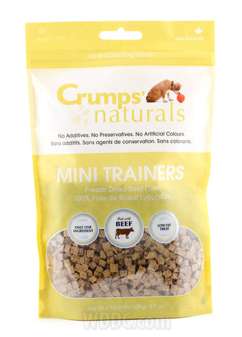 Crumps Dog Mini Trainers - Various Flavours / Sizes