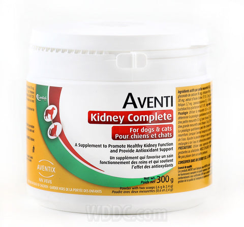 Aventi Kidney Complete For Dogs & Cats