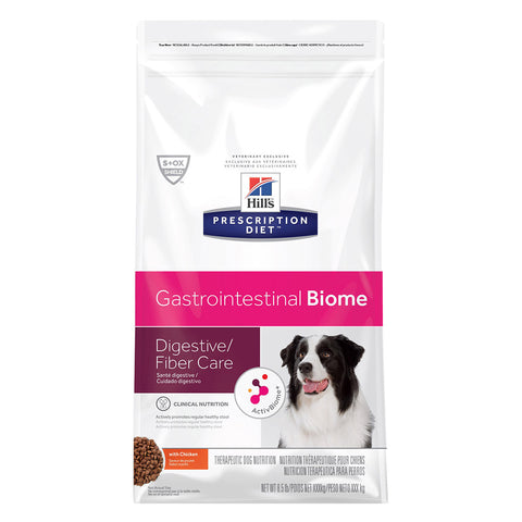 Hill's Canine GI Biome (Digestive Care) - Dry Kibble