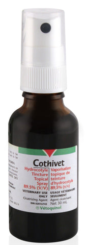 Cothivet Topical Antiseptic Spray