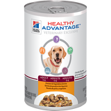 Hills Canine Healthy Advantage Adult Entree Can - Case