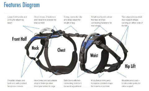 Help 'Em Up Conventional Harness