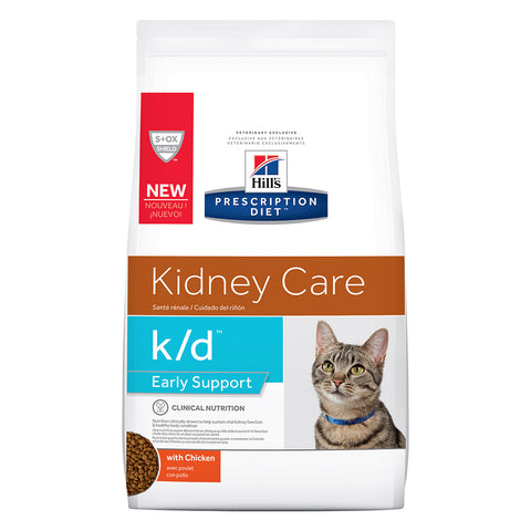 Hill's Feline k/d Early Support Dry with Chicken