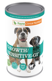 Rayne Canine Growth/Sensitive GI Cans - Case