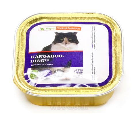 Rayne Feline Kangaroo Diagnostic Can - Case