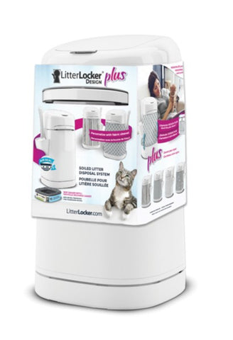 LitterLocker Feline Waste Disposal System