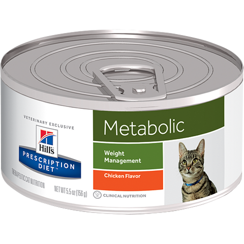 Hills Feline Metabolic Can - Case