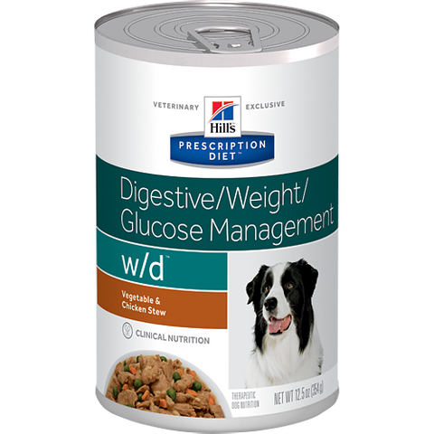 Hill's Canine w/d Chicken Stew - Case