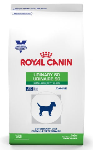 Royal Canin Canine Urinary SO Small Dog